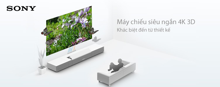 Sony 4K Ultra short -throw